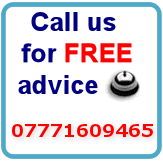 Call us for FREE advice