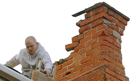 Chimney Damage
