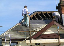 Accredited Roofing Tiled Roof Replacement And Tiled Roof